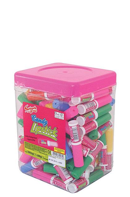 candy lipsticks 100 st ck g nstig online bestellen. Black Bedroom Furniture Sets. Home Design Ideas