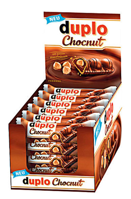 Ferrero Duplo Chocnut 24 Riegel 26g