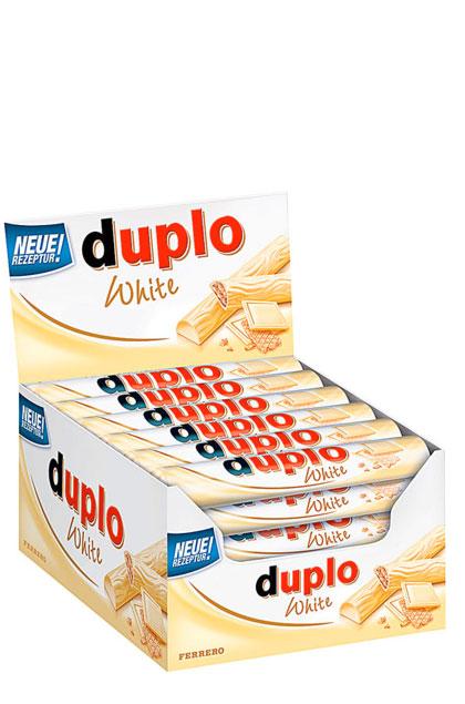 Ferrero Duplo White 40 Stück 18.2g