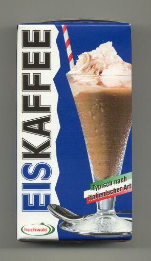 Hochwald Eiskaffee