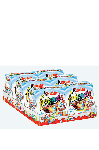 Ferrero Kinder Friends 6x 200g