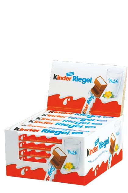 Ferrero Kinderriegel 36x 21g