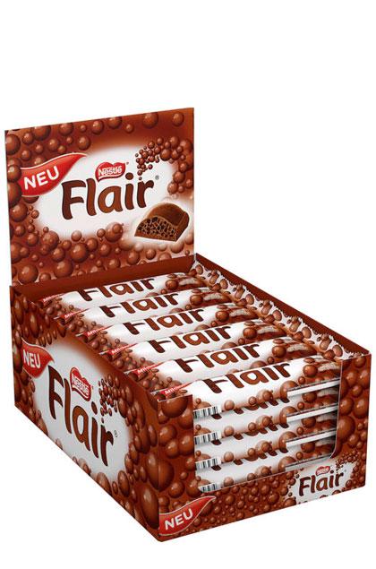 Nestlé Flair 35 Riegel 24g