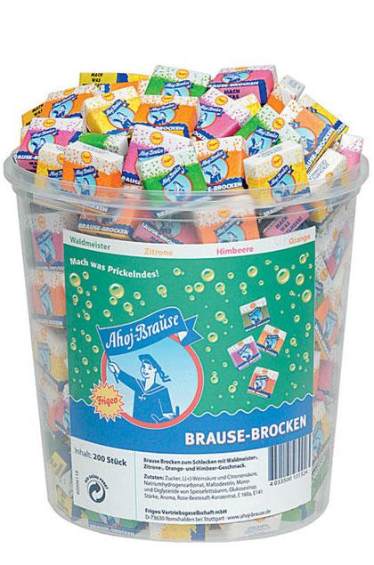 Frigeo Brause-Brocken 200 Stück