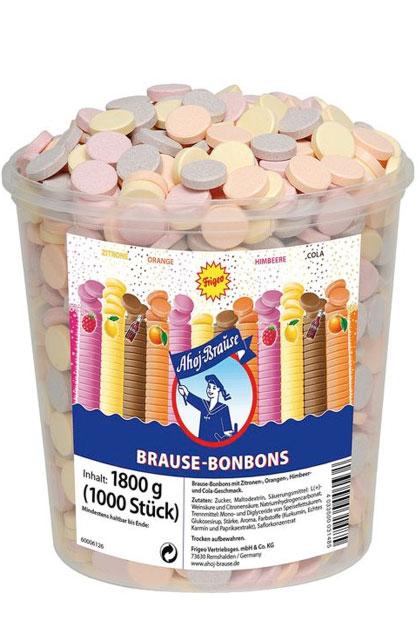 Frigeo Brausebonbons 1000 Stück