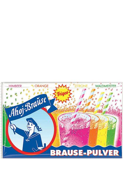 Frigeo Ahoj-Brausetütchen 28x 10er