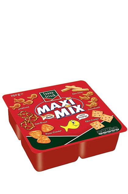 Funny Frisch Goldfischli Maxi Mix 12x 250g