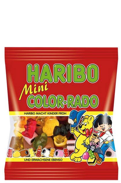 Haribo Color-Rado Mini 18x 175g