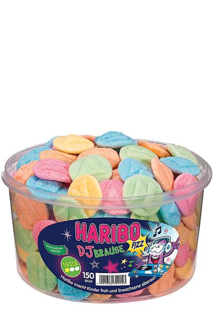 Haribo D J Brause 150 Stück