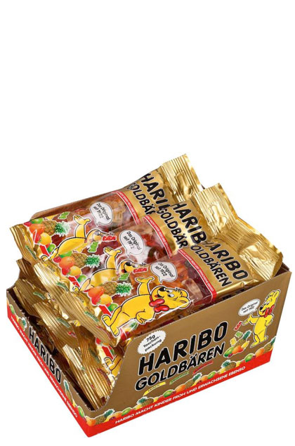 Haribo Goldbären Mini 14x 75g