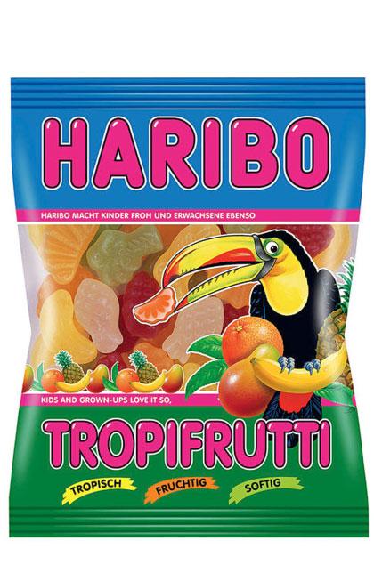 Haribo Tropifrutti 18x 200g