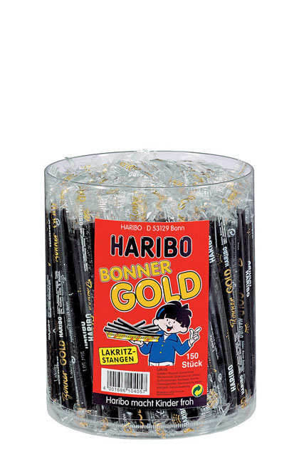 Haribo Bonner Gold 150 Stück