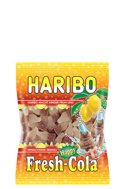 Haribo Happy Cola Lemon fresh 15x 200g