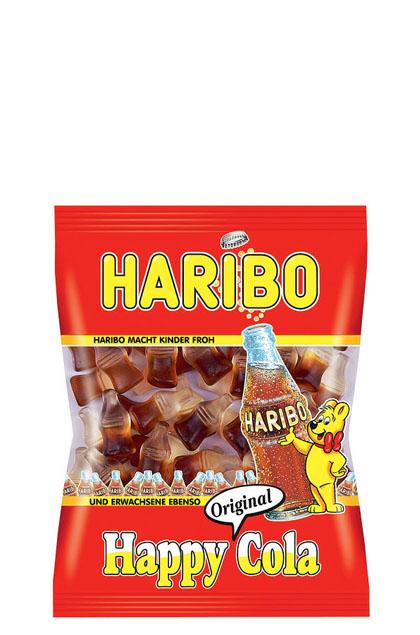 Haribo Happy Cola / Colafläschchen 30x 100g