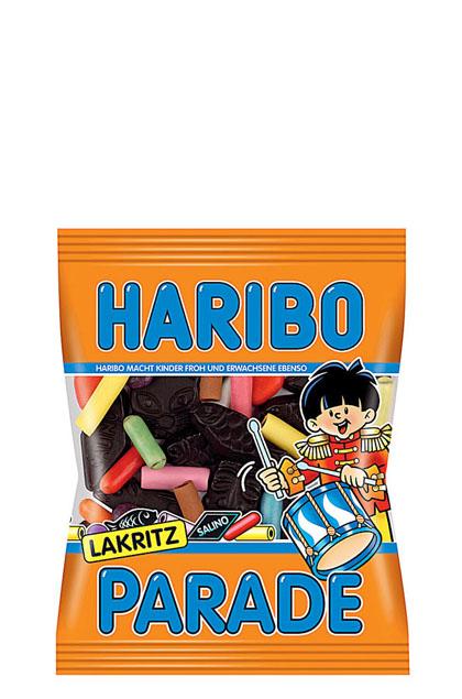 Haribo Lakritz Parade 20x 200g