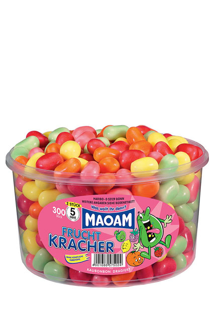 Maoam Kracher Blau