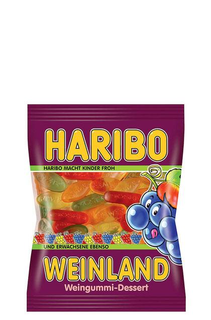 Haribo Weinland / Weingummi 20x 200g