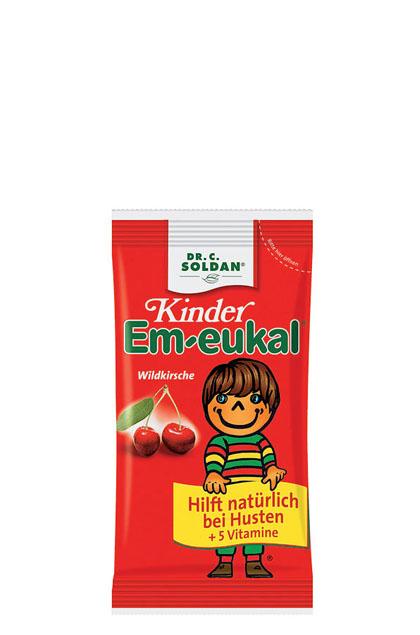 Kinder EM-eukal 15x 75g