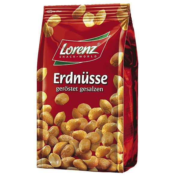 Lorenz ErdnГјsse