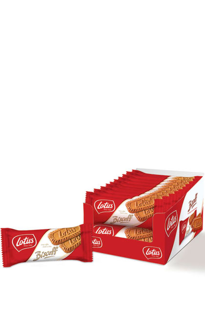 Lotus Biscoff Twin Pack 20x (2x12.5g)
