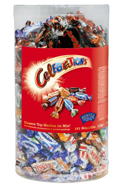 Mars Celebrations 1,5kg