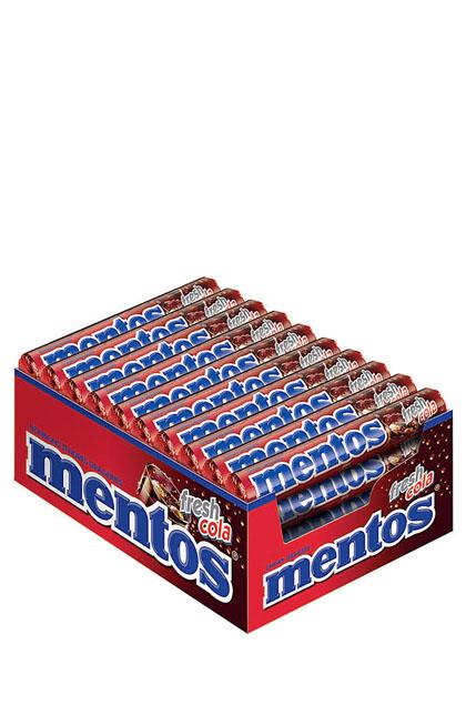 Mentos Fresh Cola  40x 37,5g