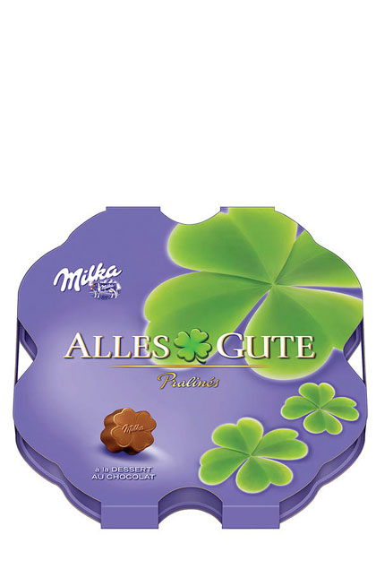 Milka Alles Gute au Chocolat 12x 50g
