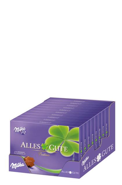 Milka Alles Gute au Chocolat 10x 110g