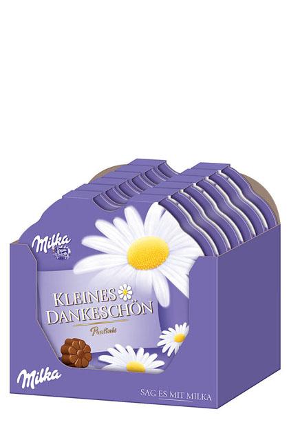 Milka Kleines Dankeschön 12x 50g