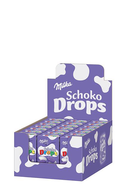 Milka Schoko Drops 21x 42g