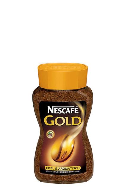 Nescafé Gold 100g Glas