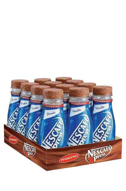 Nescafe Xpress Vanilla pfandfrei 12x 250ml