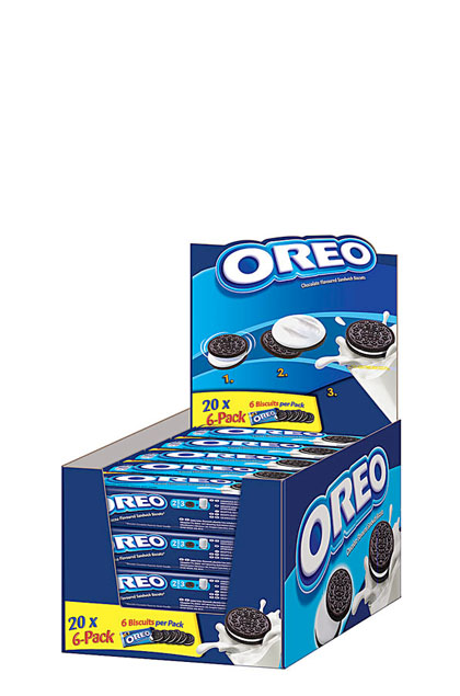 Oreo Classic Snack Pack 20x 66g