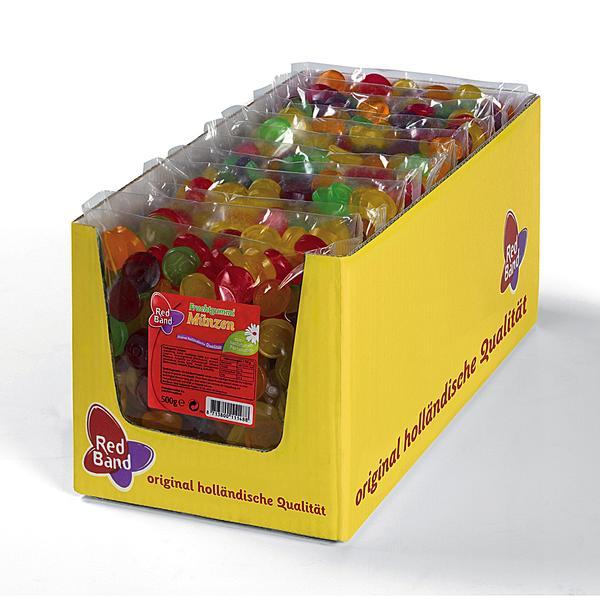 Red Band Fruchtgummi Münzen 12x 500g Günstig Online Bestellen