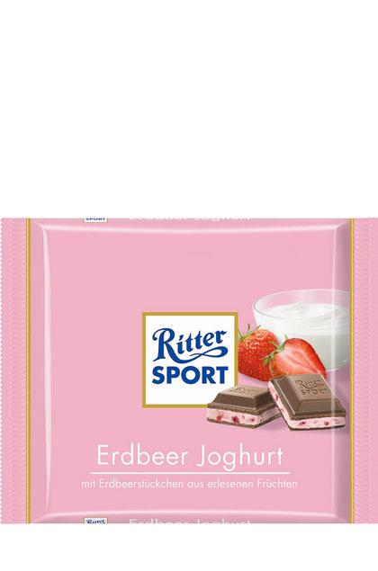 Ritter Sport Erdbeer Joghurt 12x 100g