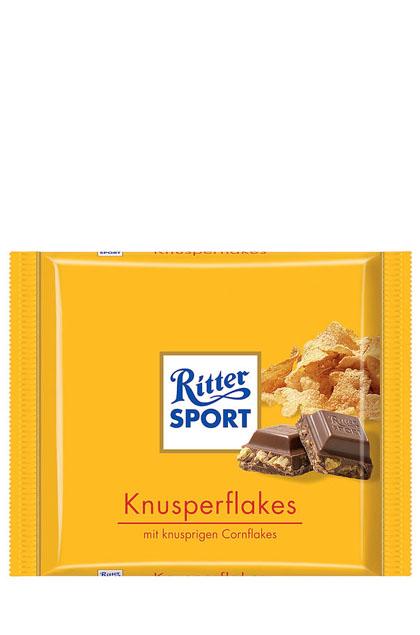 Ritter Sport Knusperflakes 10x 100g