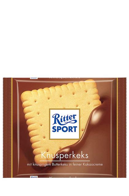 Ritter Sport Knusperkeks 11x 100g