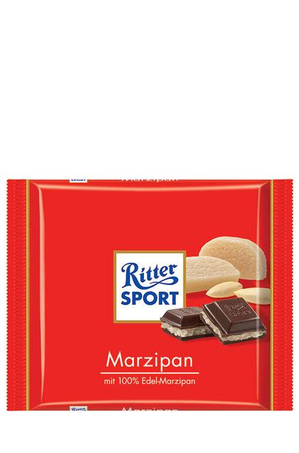 Ritter Sport Marzipan 12x 100g