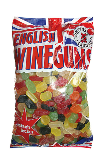 Suntjens English Winegums 4kg
