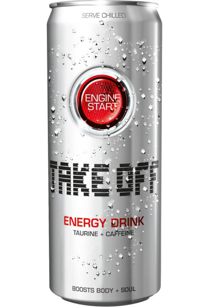 Take Off Energy Drink 24x 0,33l