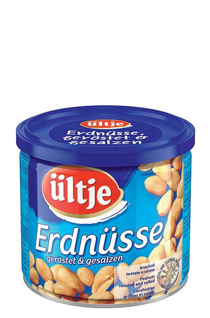 Ültje Erdnüsse gesalzen 24x 200g