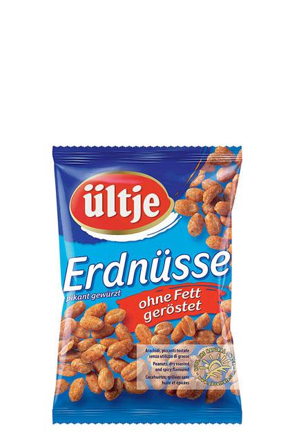 Ültje Erdnüsse ohne Fett geröstet 12x 200g