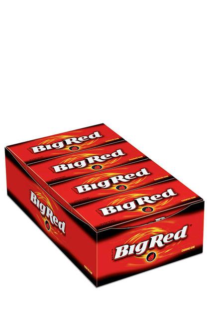 Wrigley Big Red 8x 15er Streifen