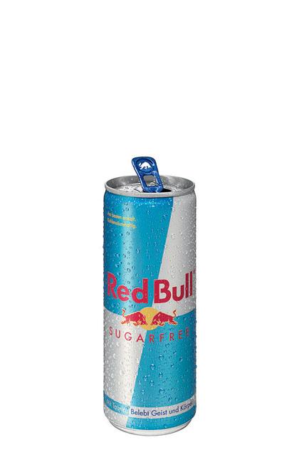 red bull energy drink sugarfree 24x 0 355l g nstig online. Black Bedroom Furniture Sets. Home Design Ideas