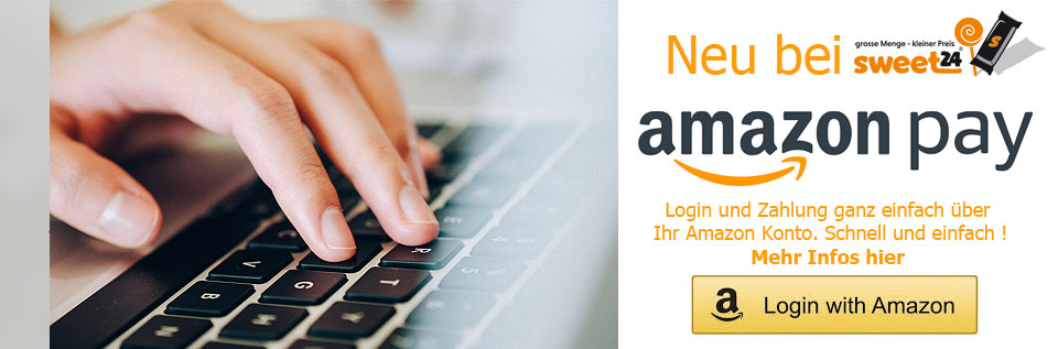 Amazon Pay und Login Teaser